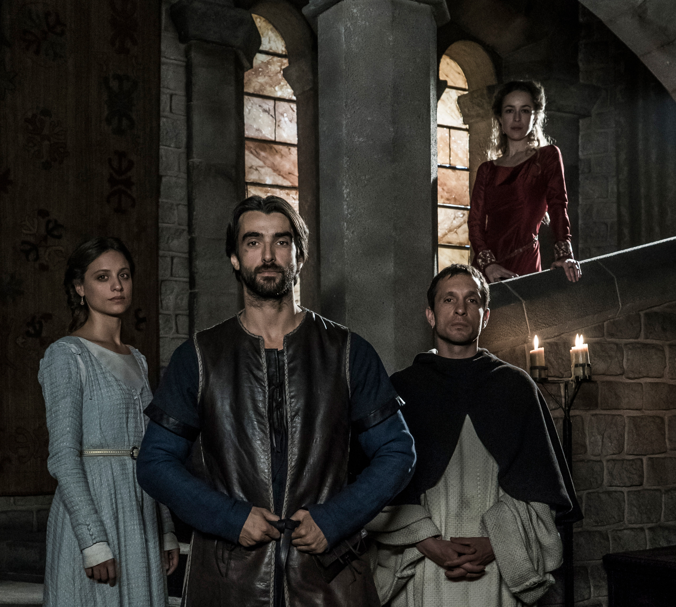 Mediaset Italy acquires Netflix and Antena 3 drama 'Cathedral Of The Sea'