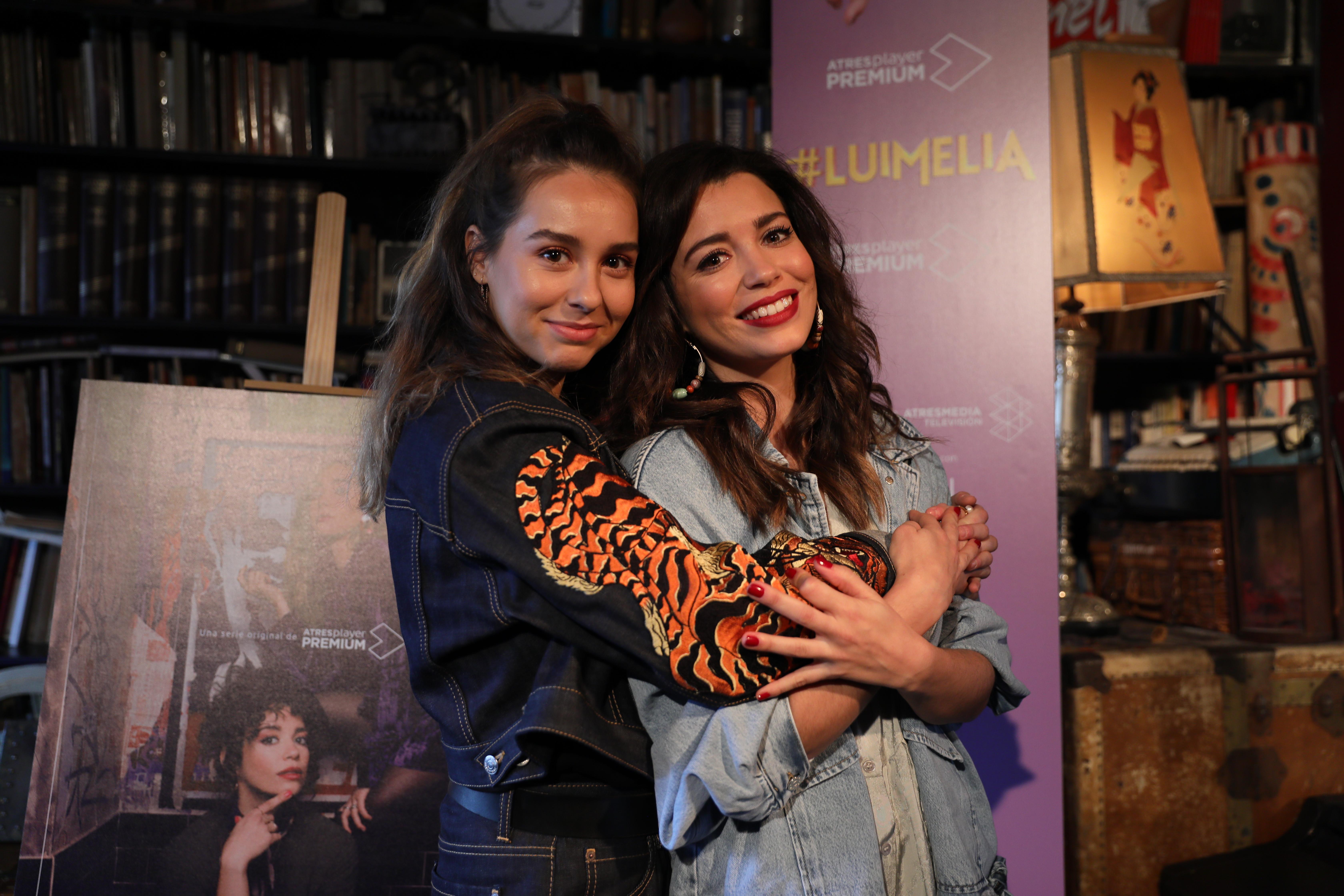 ATRESMEDIA presenta #Luimelia, la nueva serie de ATRESplayer PREMIUM